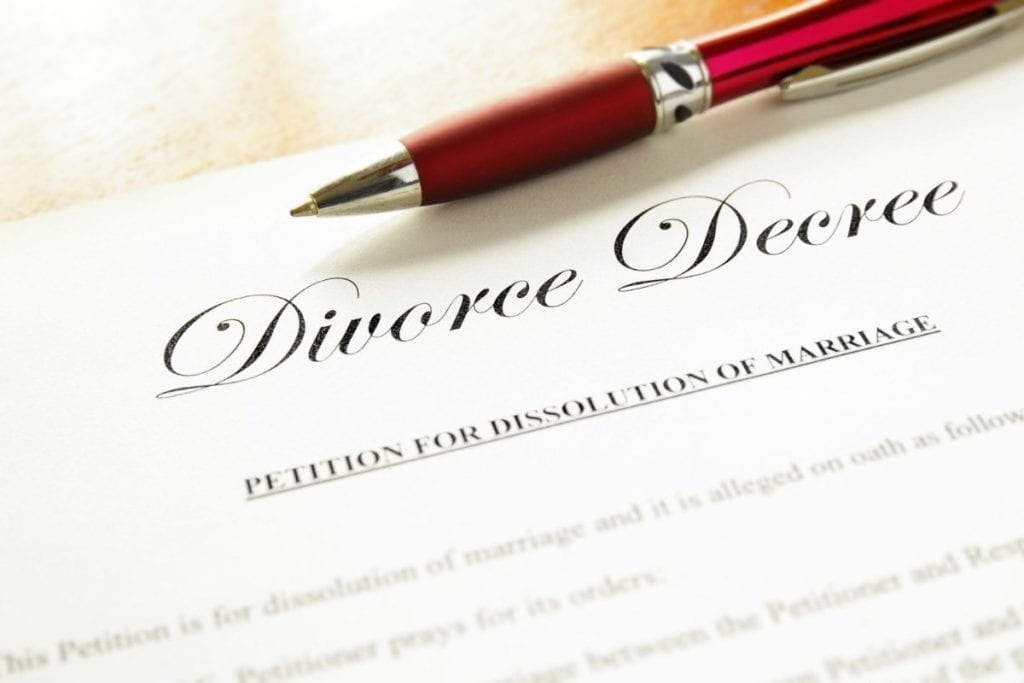 Divorce-Decree Petition